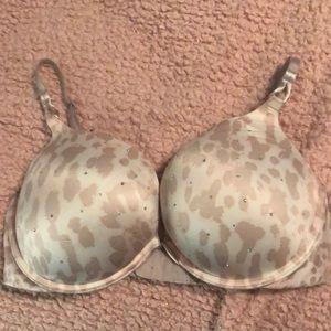 VIctoria's Secret Push-Up Bra— Size 36 D